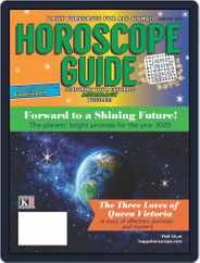 Horoscope Guide (Digital) Subscription January 1st, 2020 Issue