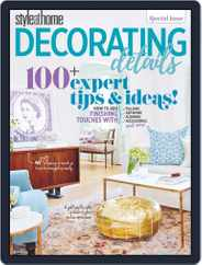 Style at Home Special Issues (Digital) Subscription October 6th, 2017 Issue