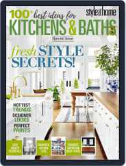 Style at Home Special Issues (Digital) Subscription October 5th, 2018 Issue