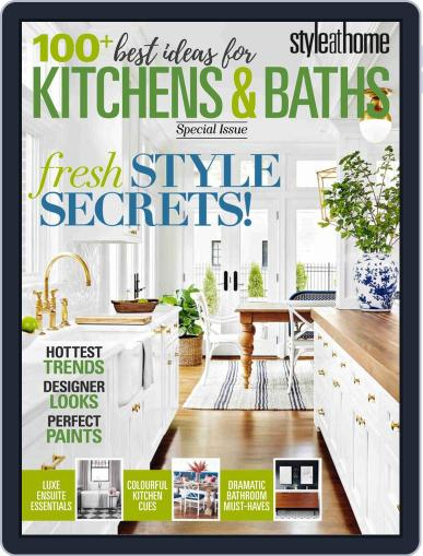 Style at Home Special Issues (Digital) October 5th, 2018 Issue Cover