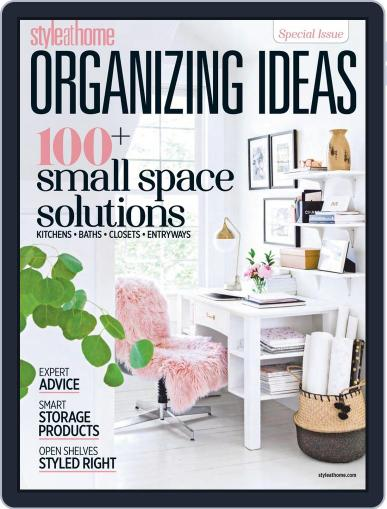 Style at Home Special Issues (Digital) January 4th, 2019 Issue Cover