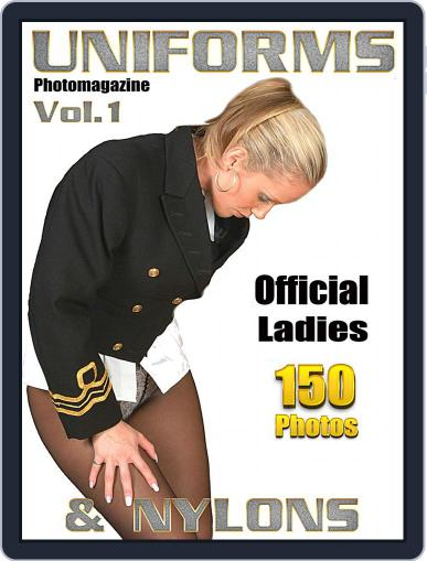 Sexy Uniform Adult Photo (Digital) October 25th, 2016 Issue Cover
