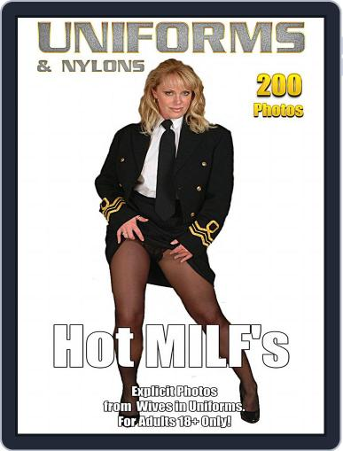 Sexy Uniform Adult Photo (Digital) April 1st, 2017 Issue Cover