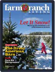 Farm and Ranch Living (Digital) Subscription December 1st, 2015 Issue