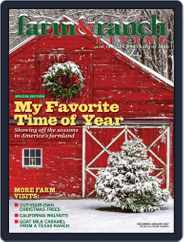 Farm and Ranch Living (Digital) Subscription December 1st, 2016 Issue