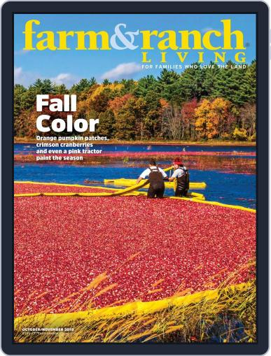 Farm and Ranch Living (Digital) October 1st, 2018 Issue Cover