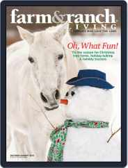 Farm and Ranch Living (Digital) Subscription December 1st, 2018 Issue