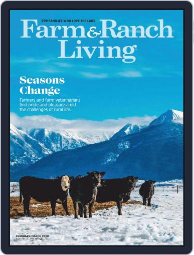 Farm and Ranch Living (Digital) February 1st, 2020 Issue Cover