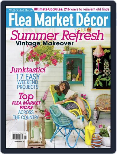 Flea Market Decor (Digital) July 1st, 2017 Issue Cover