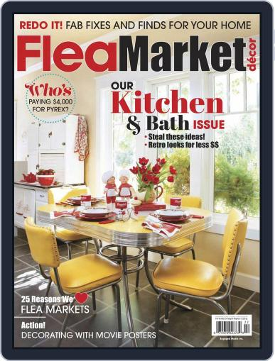 Flea Market Decor (Digital) April 1st, 2018 Issue Cover