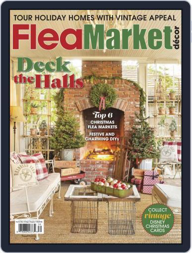 Flea Market Decor (Digital) December 1st, 2018 Issue Cover