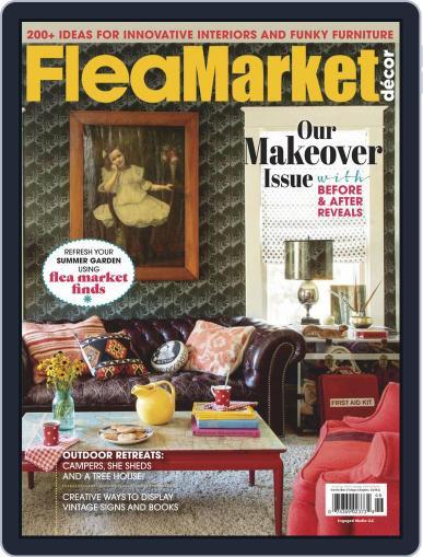 Flea Market Decor (Digital) June 1st, 2019 Issue Cover