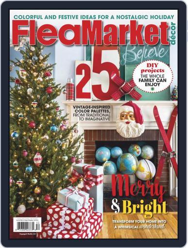 Flea Market Decor (Digital) December 1st, 2019 Issue Cover