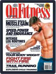OnFitness (Digital) Subscription May 1st, 2019 Issue