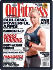OnFitness (Digital) Subscription September 1st, 2019 Issue
