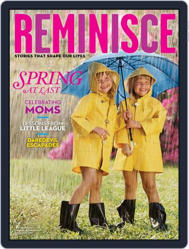 Reminisce (Digital) March 31st, 2017 Issue Cover
