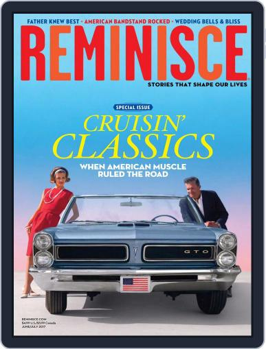 Reminisce (Digital) June 1st, 2017 Issue Cover