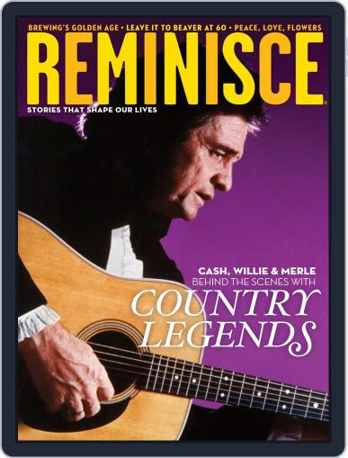 Reminisce (Digital) October 1st, 2017 Issue Cover
