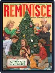 Reminisce (Digital) Subscription December 1st, 2017 Issue