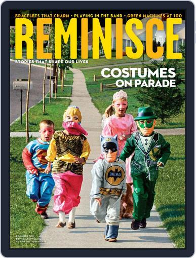 Reminisce (Digital) October 1st, 2018 Issue Cover