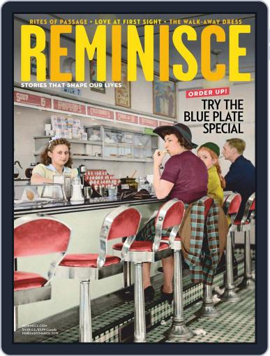 Reminisce (Digital) February 1st, 2019 Issue Cover