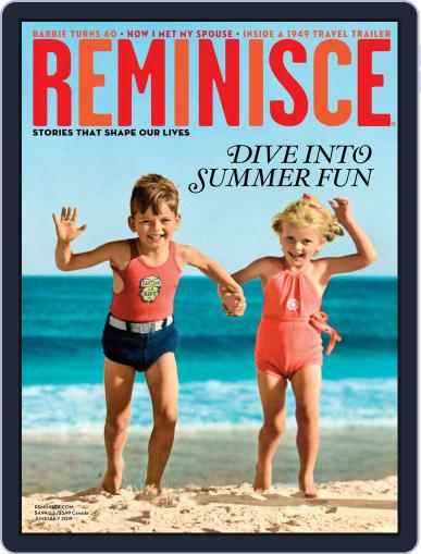 Reminisce (Digital) June 1st, 2019 Issue Cover