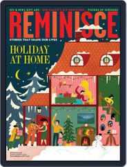 Reminisce (Digital) Subscription December 1st, 2019 Issue