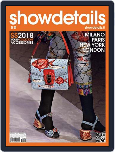 SHOWDETAILS ACCESSORIES (Digital) January 1st, 2018 Issue Cover