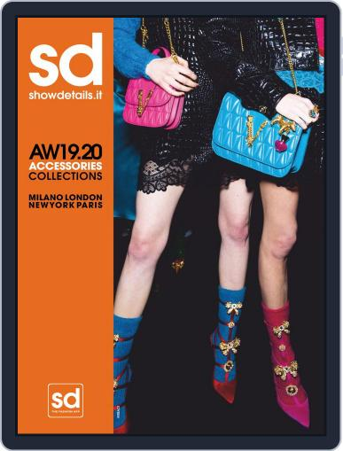 SHOWDETAILS ACCESSORIES (Digital) April 15th, 2019 Issue Cover