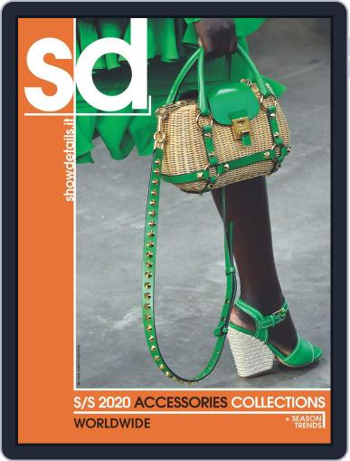 SHOWDETAILS ACCESSORIES (Digital) November 18th, 2019 Issue Cover