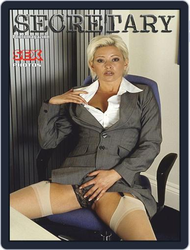 Sexy Secretary Adult Photo (Digital) July 11th, 2019 Issue Cover