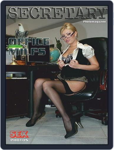 Sexy Secretary Adult Photo October 11th, 2019 Digital Back Issue Cover