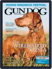 Gun Dog (Digital) Subscription August 1st, 2017 Issue