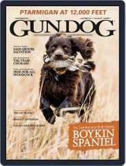 Gun Dog (Digital) Subscription November 1st, 2017 Issue