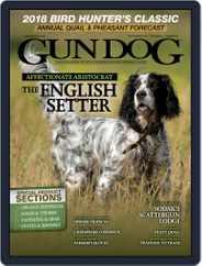 Gun Dog (Digital) Subscription September 1st, 2018 Issue