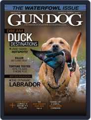 Gun Dog (Digital) Subscription October 1st, 2019 Issue