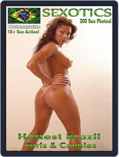 Brazilian Exotic Adult Photo (Digital) June 18th, 2019 Issue Cover