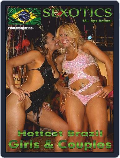 Brazilian Exotic Adult Photo (Digital) November 18th, 2019 Issue Cover