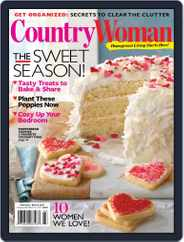 Country Woman (Digital) Subscription February 1st, 2017 Issue