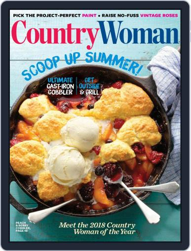 Country Woman (Digital) June 1st, 2018 Issue Cover