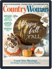 Country Woman (Digital) Subscription October 1st, 2018 Issue
