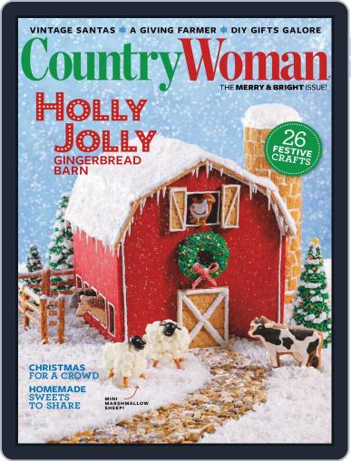 Country Woman (Digital) December 1st, 2018 Issue Cover