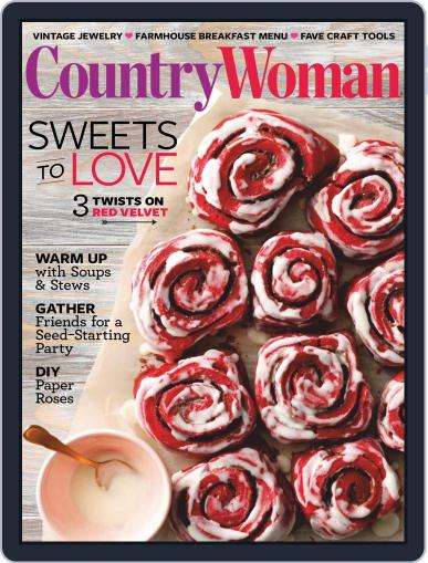 Country Woman (Digital) February 1st, 2019 Issue Cover