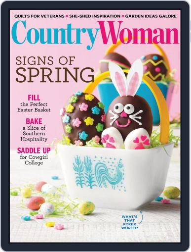 Country Woman (Digital) April 1st, 2019 Issue Cover