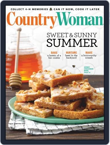 Country Woman (Digital) August 1st, 2019 Issue Cover