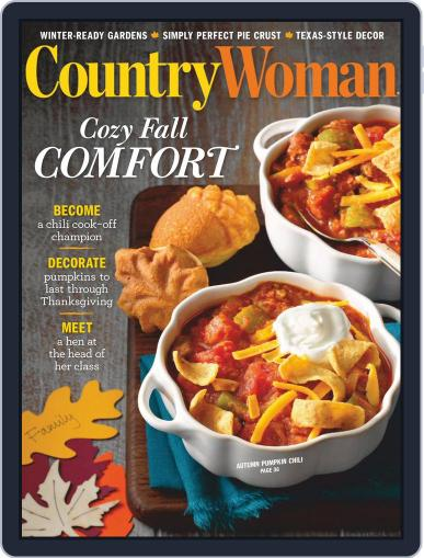 Country Woman (Digital) October 1st, 2019 Issue Cover