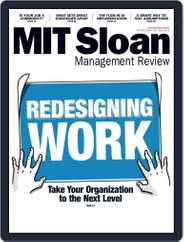 MIT Sloan Management Review (Digital) Subscription January 1st, 2018 Issue