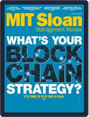 MIT Sloan Management Review (Digital) Subscription September 1st, 2018 Issue