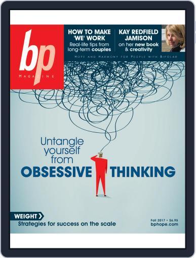 bp Magazine for Bipolar (Digital) September 1st, 2017 Issue Cover