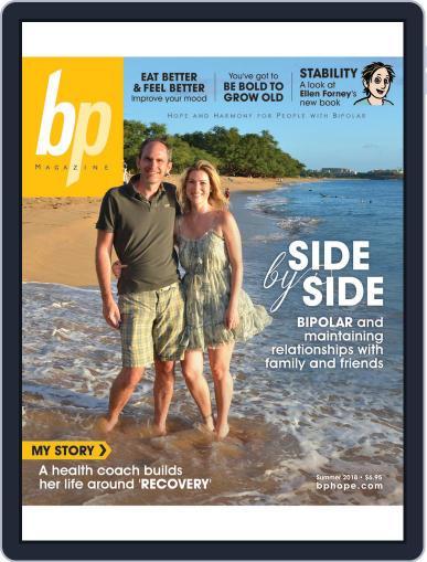 bp Magazine for Bipolar (Digital) June 1st, 2018 Issue Cover